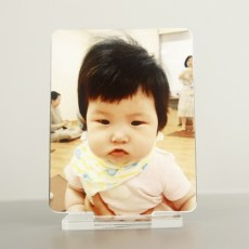 액자 아기 알루미늄