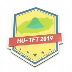 HU-TFT 홍보용품 냉장고자석 에폭메모홀더