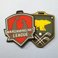 wargaming league 명찰