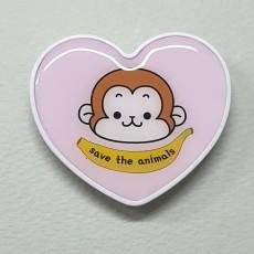 원숭이 하트스마트톡