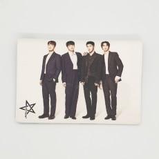 팬클럽 기념품 여권케이스